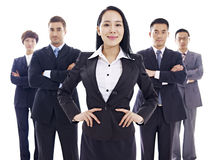 Portrait of multinational business team Royalty Free Stock Photography