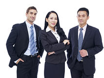 Portrait of a multinational business team Royalty Free Stock Images
