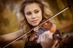 Portrait of musician Stock Photo