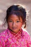 Portrait of nevaris girl Royalty Free Stock Images