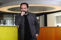 Portrait of Nevzat Aydin Stock Photos
