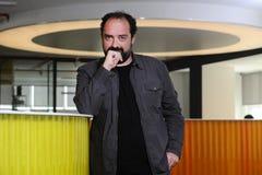 Portrait of Nevzat Aydin Stock Photo