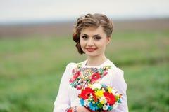Portrait of nice girl Stock Photo