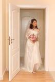 Portrait nuptiale photos stock