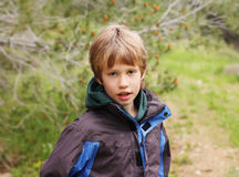 Free Portrait Of 6 Years Old Boy Royalty Free Stock Photography - 55783547