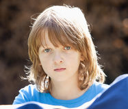 Free Portrait Of A Boy Outdoors Royalty Free Stock Photos - 79210988