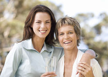 Free Portrait Of A Mother And Daughter Stock Photos - 67226553