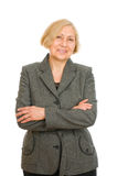 Portrait Of A Senior Woman Royalty Free Stock Photos