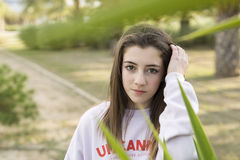 Free Portrait Of A Young 15 Year Old Teenager Royalty Free Stock Photos - 89599798