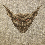 Portrait Of Demon