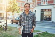 Portrait Of Entrepreneur Royalty Free Stock Photo