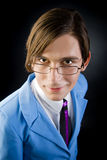 Portrait Of Fashionable Young Man Royalty Free Stock Image