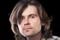 Portrait Of Handsome Man Stock Images