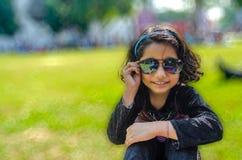 Portrait Of Happy Girl Child Royalty Free Stock Image