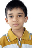 Portrait Of Indian Little Boy Royalty Free Stock Photo