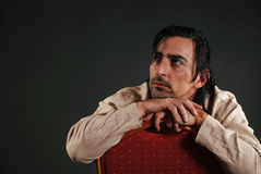 Portrait Of Men Stock Photos