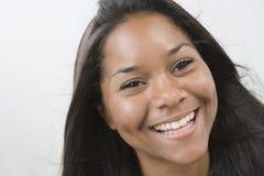 Portrait Of Pretty Teen Girl. Stock Image