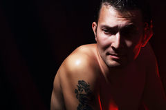 Free Portrait Of Young Man Stock Photos - 27361743
