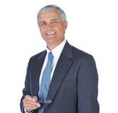 Portrait ofMiddle aged  Businessman Stock Photos