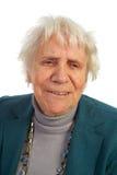Portrait old woman Stock Images