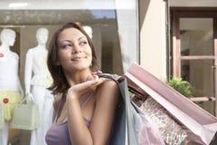 Portrait Outdoors Stock Photo