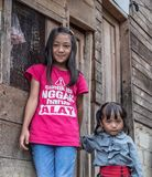 Portrait of people from Tana Toraja Royalty Free Stock Photography