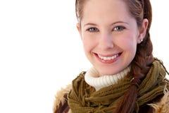 Portrait of pretty girl Stock Photography