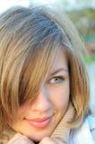 Portrait pretty girl Stock Images