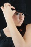 Portrait pretty girl Stock Photo