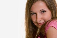 portrait pretty woman στοκ φωτογραφία με δικαίωμα ελεύθερης χρήσης