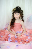 Portrait princess Royalty Free Stock Photo