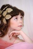 Portrait princess Stock Photography