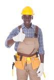 Portrait of repairman Royalty Free Stock Image