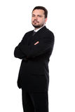 Portrait of a representative business man Stock Image