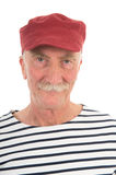 Portrait retired man Royalty Free Stock Images