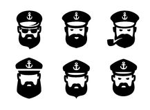 Portrait of a sailor Royalty Free Stock Photo