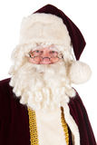 Portrait Santa Claus Royalty Free Stock Photos