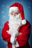 Portrait Santa Claus Royalty Free Stock Photography