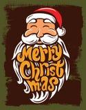 Portrait Santa Claus Royalty Free Stock Image