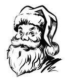 Portrait Santa Claus Royalty Free Stock Photos