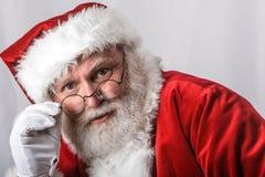 Portrait of Santa Stock Photography