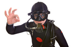Scuba Diver Stock Photos