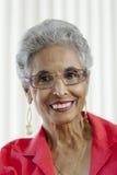 Portrait of a Senior Stock Photography