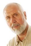 Portrait of a senior Stock Photo