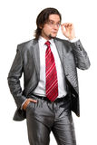 Portrait of a senior businessman Stock Photo