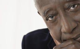 Portrait Of Senior Businessman Royalty Free Stock Photography