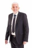 Portrait of a Senior Businessman Royalty Free Stock Photography