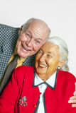 Portrait of a senior couple Royalty Free Stock Photography