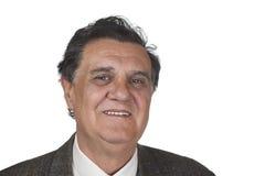 Portrait of a senior executive Stock Images