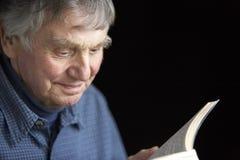 Portrait of senior man Stock Image